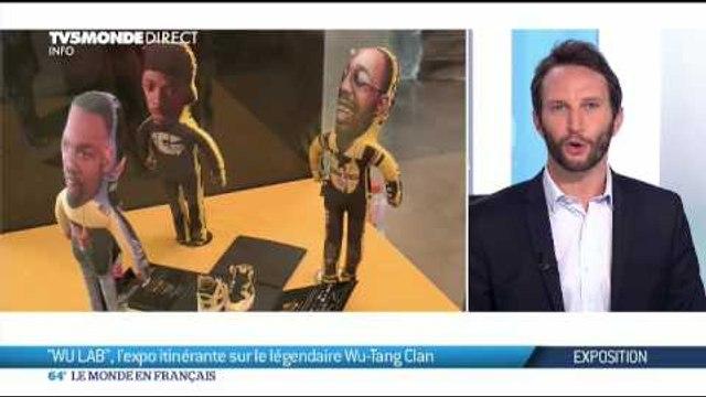 """Exposition: """"Wu Lab"""", l'expo itinérante sur le légendaire Wu-Tang Clan"""