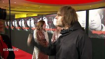 interview with Oasis frontman Liam Gallagher