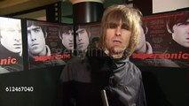Oasis frontman Liam Gallagher on the new