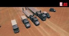 VÍDEO: Estos Mercedes son una brutalidad, pueden con todo