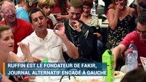 """Savez-vous vraiment qui est l'""""insoumis"""" François Ruffin, surprise du 2nd tour ?"""
