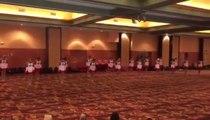 The Ohio State University Dance Team  - Ohio State University Theme Dance--jwHXgyBKd4