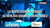 VivaTech 2017 : la révolution numérique au sein des grandes entreprises