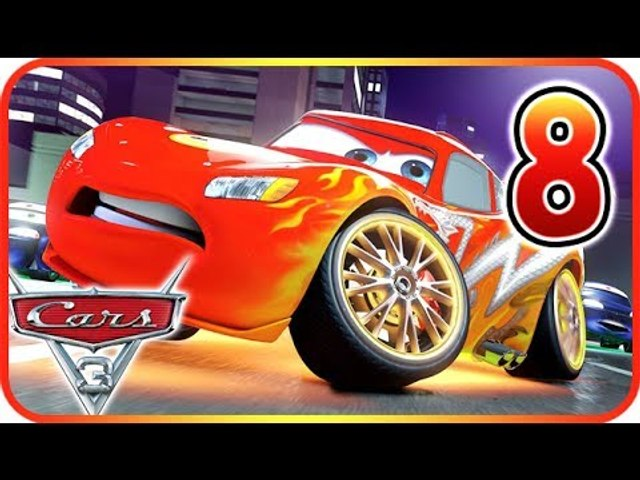 Cars 3 Driven To Win Walkthrough Gameplay Part 8 Ps3 X360 Ps4