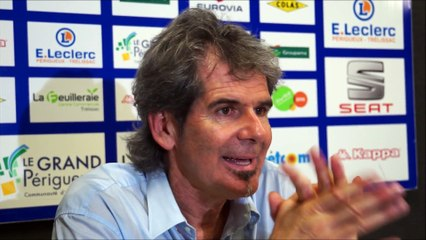 Conférence de presse : Claude Bergeaud