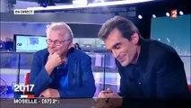 """Daniel Cohn-Bendit interpelle en direct Laurent Delahousse : """"Vous êtes un animateur du passé ou du futur ?"""""""