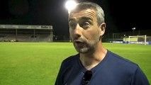 Christophe Cailliet explique pourquoi Auxerre n'a pas décroché la Coupe du monde féminine