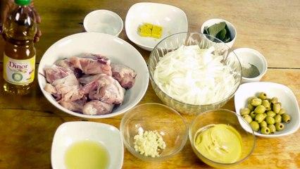 """Comment réaliser le """"Yassa au poulet"""", la recette authentique du Sénégal..."""