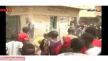 Vidéo – Emeutes à Touba les images de la violente confrontat