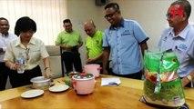 Hasil ujian plastik beras Cap Rambutan minggu depan