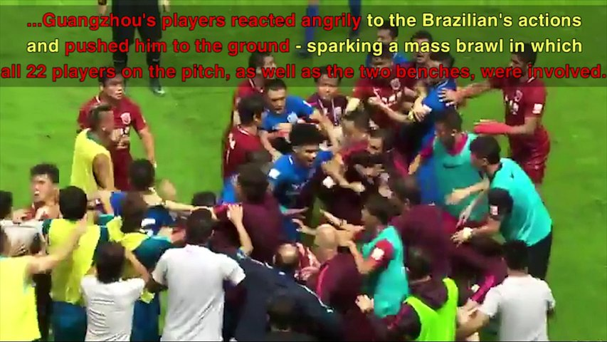 Football All News | Oscar sparks mass brawl in China & Cristiano Ronaldo wants to leave Real Madrid