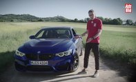 VÍDEO: ¡A fondo con el BMW M4 CS!