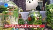Konya'da Kış Hazırlıkları Başladı   Kanal 42 Haber Merkezi