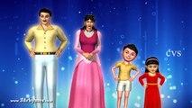 Daddy Finger _ Finger Family Song _ 3D Animation Finger Family Nursery Rhymes