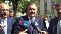"""Bakan Eroğlu: (Adalet Yürüyüşü) """"Bu Şekilde Konu Mecliste Müzakere Edilir, Yollarda Müzakere..."""
