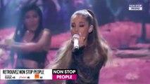 Ariana Grande : Son tendre message à ses fans pour la fin de sa tournée européenne (vidéo)