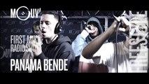 PANAMA BENDE : Freestyles 2 (Live @ Mouv' Studios) #FMRS