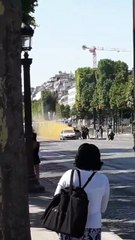 Attaque Champs Elysee