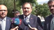 """Bakan Eroğlu: """"Konu Meclis'te Müzakere Edilecekse, Yollarda Müzakere Edilmez"""""""