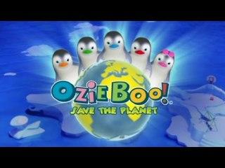 Ozie Boo protège ta planète - La fonte des glaces - Episode 16