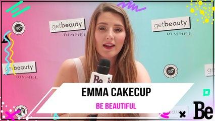 Emma Cakecup dit tout sur ses habitudes make-up
