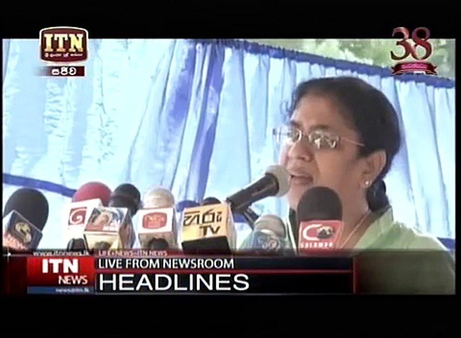 ITN news 9,30 - video dailymotion