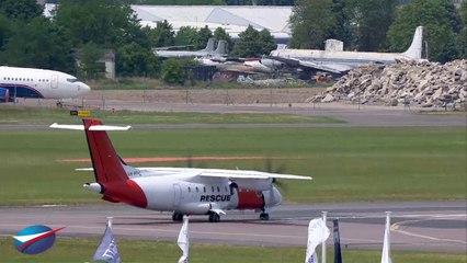 Jour 2 - Présentation en vol du Dornier 328-100