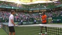 Tennis - ATP / Halle : Gasquet a sanctionné Monfils
