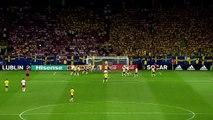 GOAL! Larsson - U21 Poland vs U21 Sweden 1:2 U21 EURO 2017