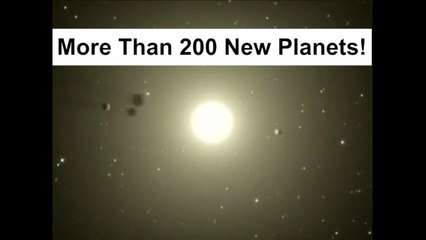NASA finds 200 more possible planets, 10 could support life