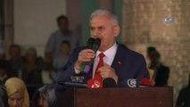 """Başbakan Yıldırım, Batı Trakya Türkleri ile Buluştu- Başbakan Binali Yıldırım: - """"Yunanistan ile..."""