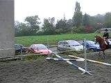 equitation entrainement sauts d obstacles