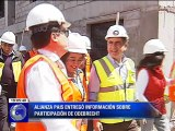 Alianza País entregó información sobre participación de Odebrecht