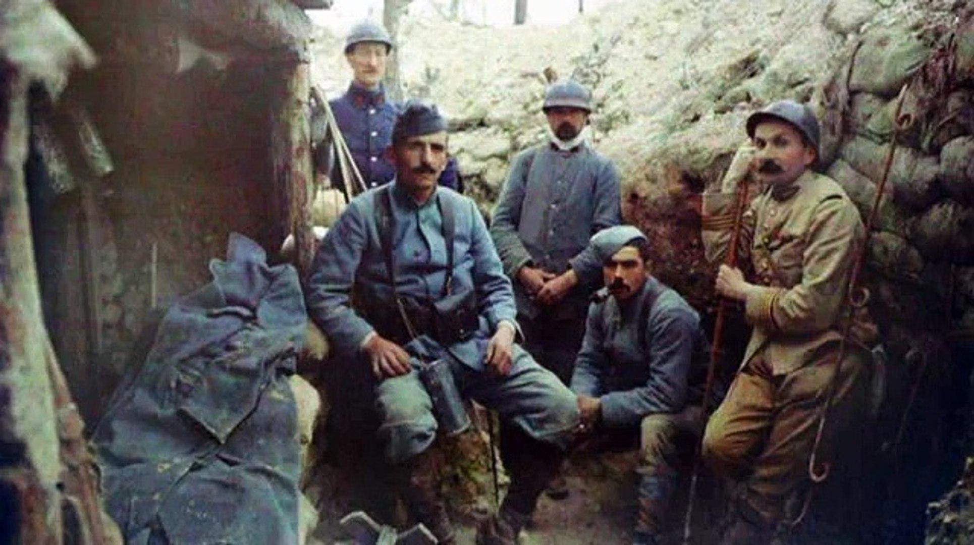 وثائقي الحرب العالمية الاولى الحلقة 6