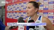 """France-Grèce (70-63) – Skrela : """"On doit gommer nos points faibles pour les quarts"""""""