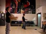 Club jonglage Insa Strasbourg - Séance 17/10/07