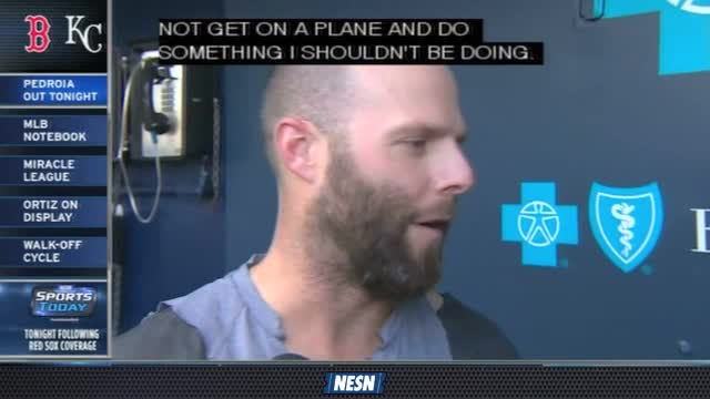 Red Sox First Pitch: Dustin Pedroia, John Farrell On Injury