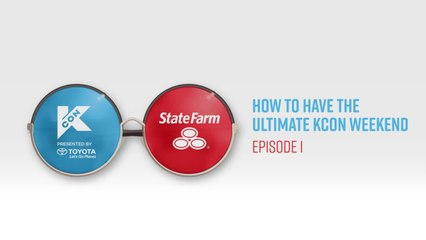 How to Have The Ultimate KCON Weekend EP1 - 06152017