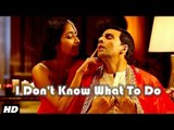 Latest Video Song - I Don't Know What To Do - HD(Full Song) - With Lyrics - Housefull - Akshay Kumar, Jiah Khan - PK hungama mASTI Official Channel