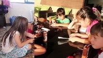 Fiesta de Pijamas Ladybug Pijama Party Pijamada Fiesta en casa Fiesta con mis amigos