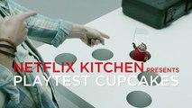 Black Mirror _ Netflix Kitchen - Playtest Cupcakes _ Netflix