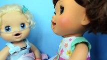 Vivo Todos y bebé Margarita muñecas ojo ir han lirio muchacha parte rosado enfermos para 3 hospital 3