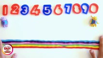 Paly Doh - Very Colorful Alphabet - Learn the Alphabet-gpV2Ub52Ny0