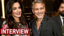 """George Clooney """"An Amazing Dad"""" Says Amal Clooney, """"Changes Diapers"""" 