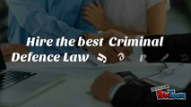 Criminal Defence Lawyer Calgary