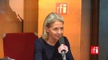 Laure de La Raudière (LR): «ce qu'on veut c'est la réussite de la France»