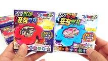 포켓몬스터 XY&Z 최강합체 칸딱지 Pokemon XY&Z Khan Ddakji Toys ポケモンXY&Zめんこおもちゃ