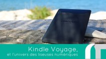 Kindle voyage test complet