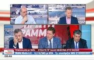 Δημήτρης Βέττας-Μιλτιάδης Βαρβιτσιώτης-Βασίλης Παπαθεοδώρου στην ¨Πρώτη Γραμμή — ΣΚΑΪ (www.skai.gr)