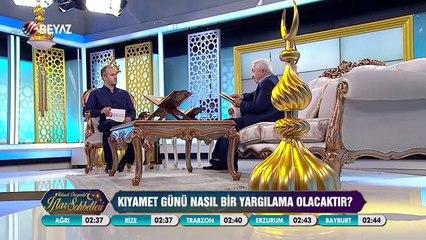 Mehmet Okuyan'la İftar Sohbetleri 19 Haziran 2017